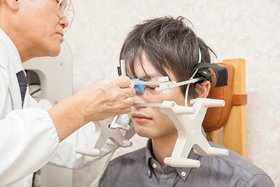 顎機能診断装置(シロナソアナライザーIV)